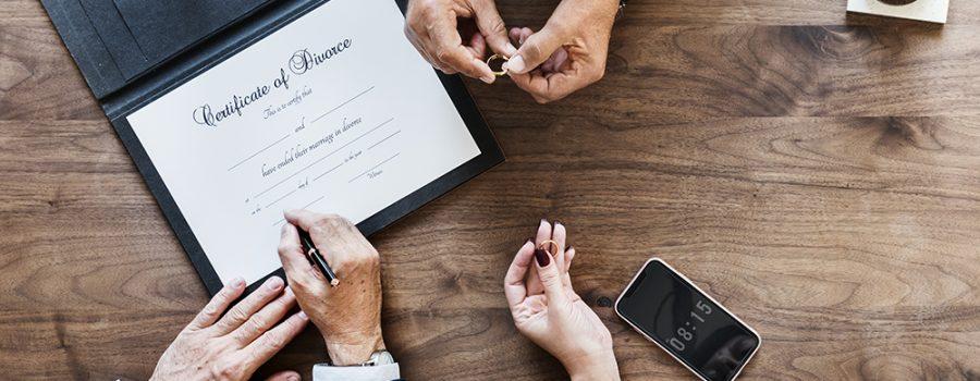 como solicitar divorcio almeria
